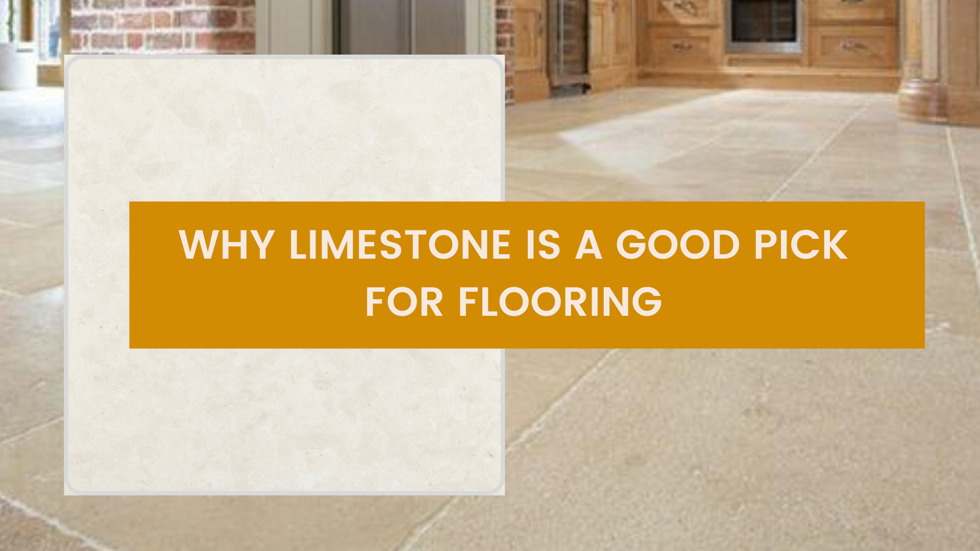 why limestone is a good option for flooring | turkish marble company